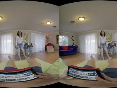 Riley Reid VR 01