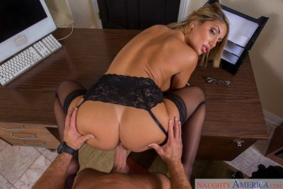 August Ames vr 05