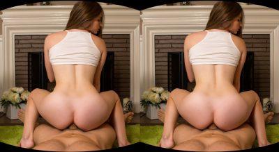 Alice March Backdoor Picnic VR 05