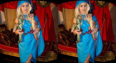 Elsa Jean Game of Moans VR 01