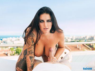Raquel Adan Slutty Skyline VR 06