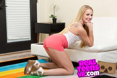 Scarlett Sage Real Teens VR 01