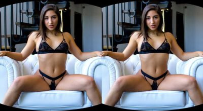 Abella Danger and Yhivi in Directors Cut VR 01