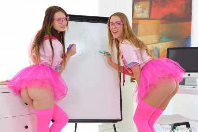 Alexis Crystal and Timea Bella in Horny Babes Never Bored 02