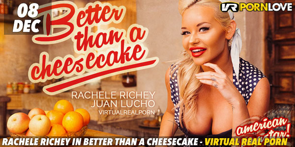 Rachele Richey in Brtter Than a Cheesecake F