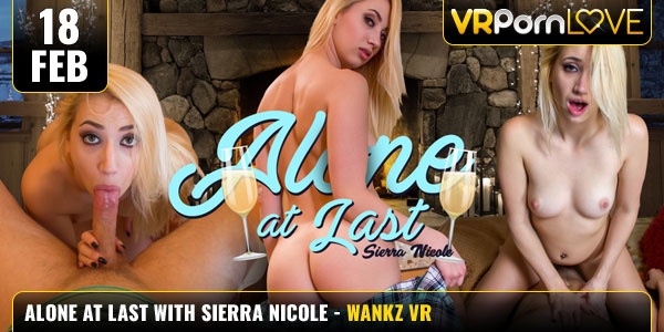 Alone at Last with Sierra Nicole f