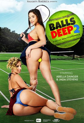 Balls Deep 2 from Naughty America VR Cover