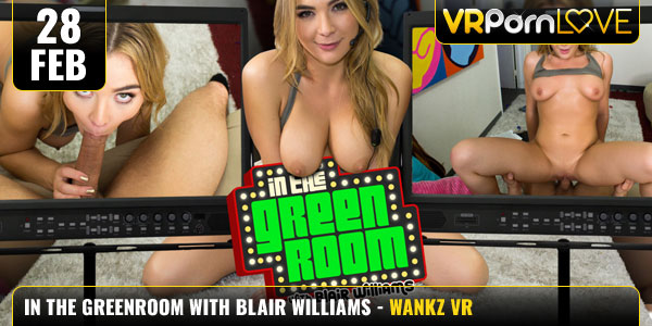 In The Greenroom with Blair Williams F