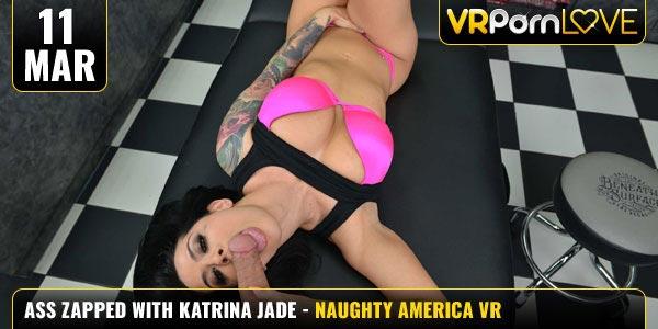 Ass Zapped Katrina Jade Feat