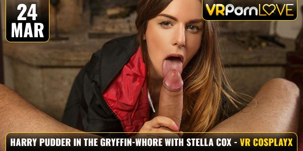 Harry Pudder in the Gryffin Whore Stella Cox Feat