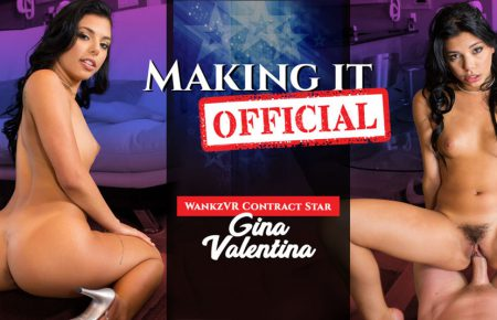 Making it Official Gina Valentina Review Poster