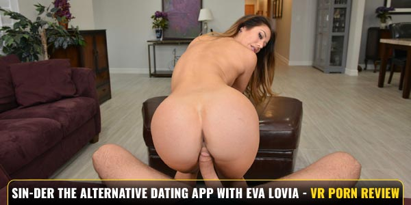 Sin Der the Alternative Dating App Eva Lovia Feat