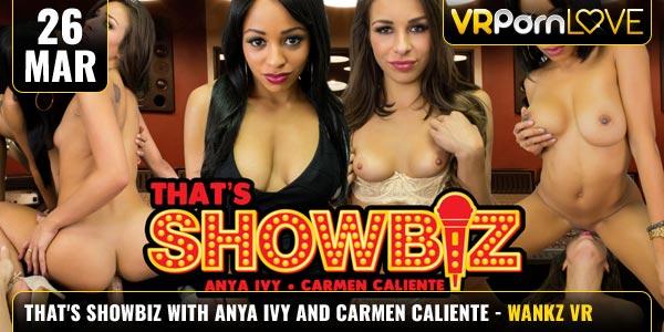 Thats Showbiz Anya Ivy Carmen Caliente Feat