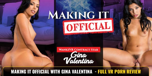 Making it Official Gina Valentina Review Feat