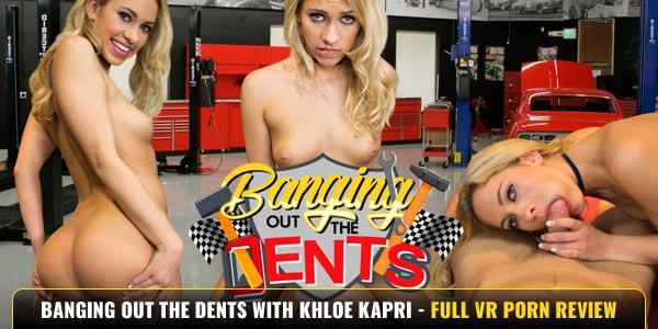 Banging Out Dents Khloe Kapri Review Feat