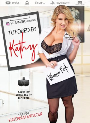 Tutored by Kathy Kkatherina Hartlova VR Bbangers Review Iimage