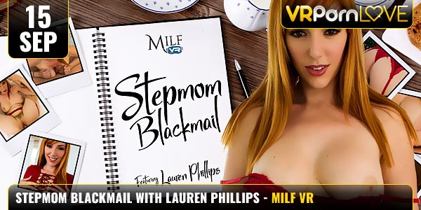 Stepmom Blackmail Lauren Phillips Feat