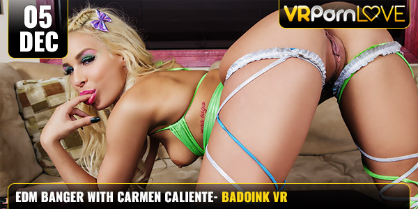 EDM Banger Carmen Caliente featured