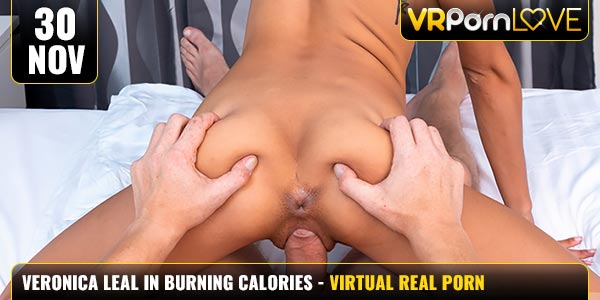 Burning-Calories-With-Veronica-Leal