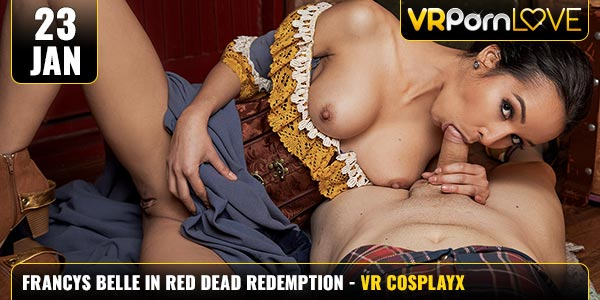 Red-Dead-Redemption-With-Francys-Belle