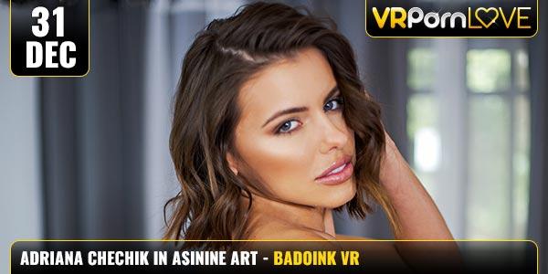 Adriana-Chechik-Asinine-Art