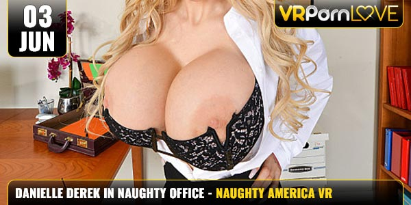 Danielle-Derek-Naughty-Office