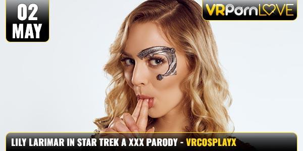 Lily-Larimar-Star-Trek-XXX-Parody