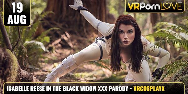 Isabelle-Reese-The-Black-Widow-XXX-Parody